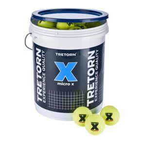Tretorn Micro X Tennis Balls Tub