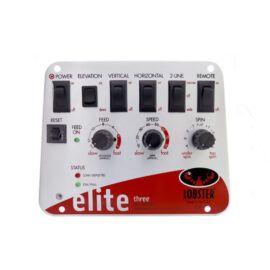 Control Panel Assembly: Elite Three