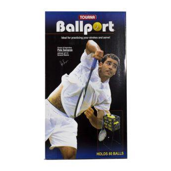 Tourna Ballport 80 Ball Basket
